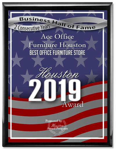 2Business Hall of Fame 2019 Award - Best Office Furniture Store