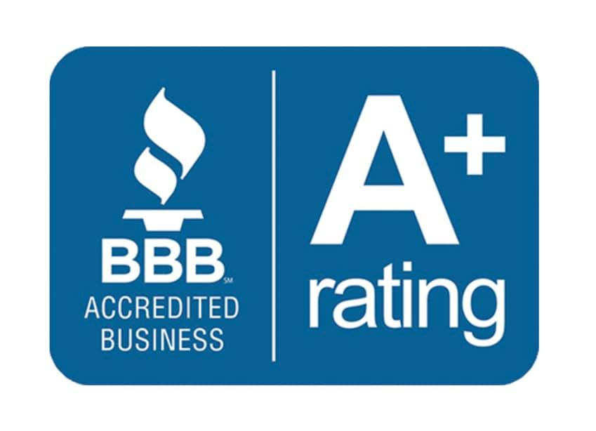 BBB.A+ Accredited Business